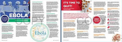 Clinic Care issue 3 ebola